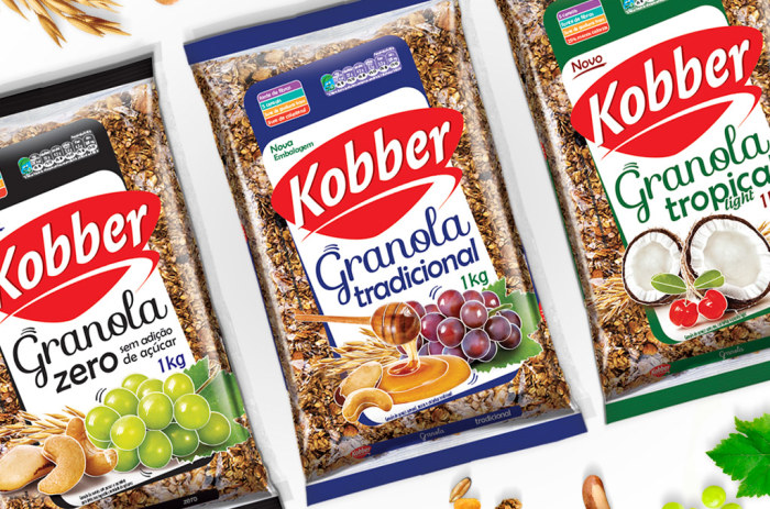 Granolas Kobber