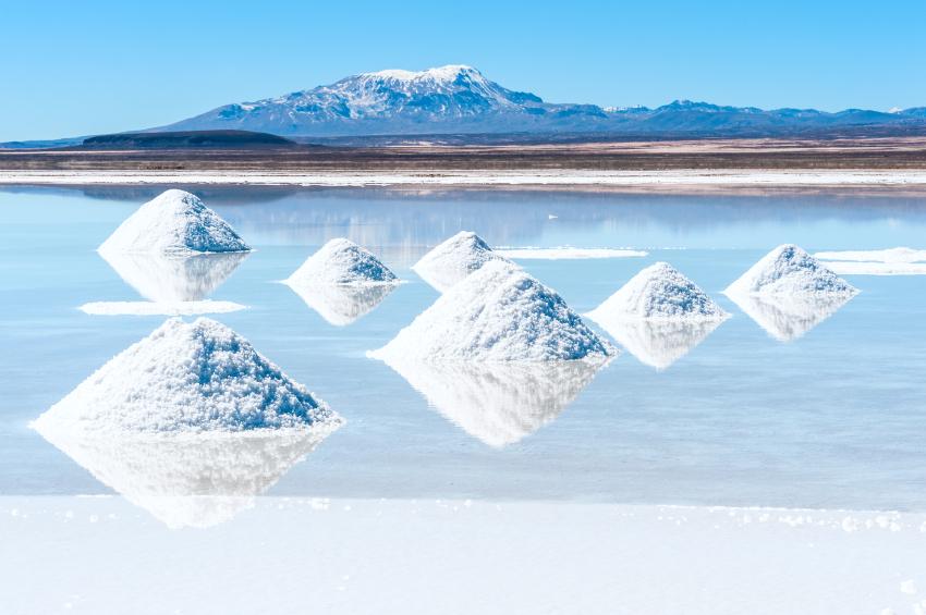 kit 5 sais - sal do deserto