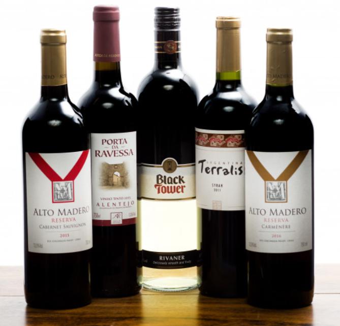 kit de vinhos para iniciantes